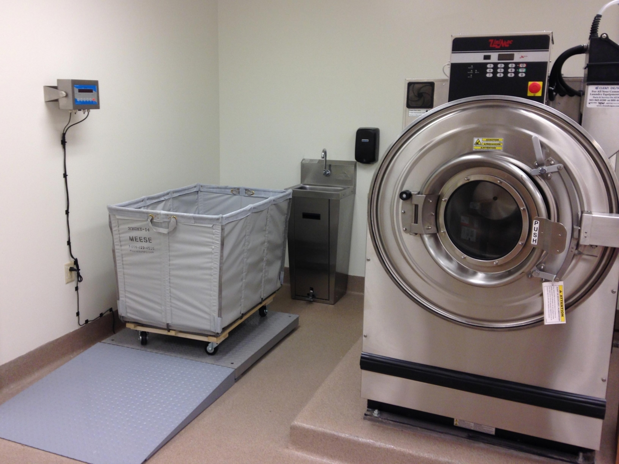 Laundry Design Service Consulting