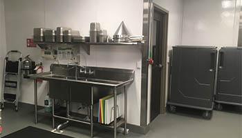 Skilled Nursing Facility - Kitchen Reconstruction