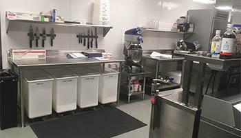 Skilled Nursing Facility - Kitchen Reconstruction